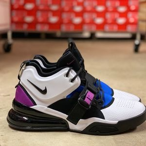Nike Air Force 270  Mens Basketball Shoes Multi Sz